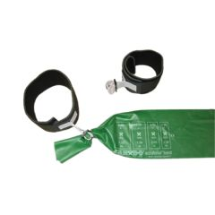 Cando Exercise Band - Accessory - Extremity Cuff Strap, 16 Inch - 1 Each