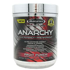 Performance Series MuscleTech Performance Series Anarchy - Fruit Punch