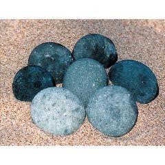 The Original Stones Cold Aquamarine Stones Set Of 7