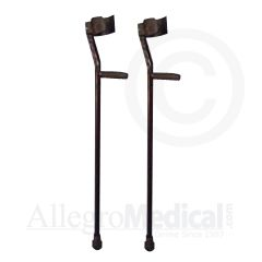 ConvaQuip Bariatric Forearm Crutches - 700 lb. Capacity