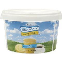 Thick & Easy Instant Food Thickener 40 oz. Tub