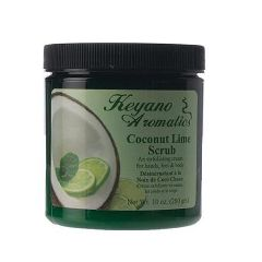 Keyano Aromatics Keyano Coconut Lime Body Scrub