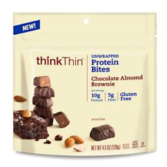 Think Products Think Thin Bites - Chocolate Almond Brownie