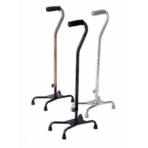 Medline Aluminum Quad Canes