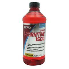 MET-Rx L-Carnitine 1500 - Natural Lemon
