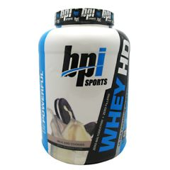 BPI Whey-HD - Milk and Cookies