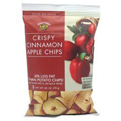 Good Health Apple Chips - Crispy Cinnamon