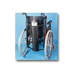 Ableware Oxygen Tank Holder for Wheelchairs