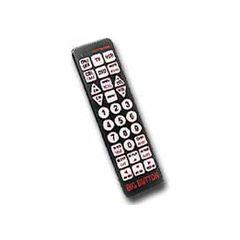 Hy-Tek Big Button Universal Remote Control