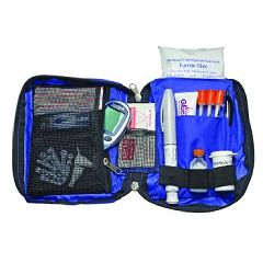 Dia-pak Classic Diabetic Travel Organizer with Cold Pack