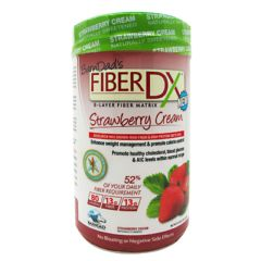 BarnDad Innovative Nutrition Fiber DX - Strawberry Cream