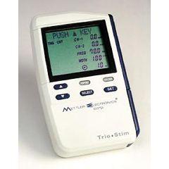 Mettler Electronics Trio*Stim 215 TENS EMS Microcurrent Combo