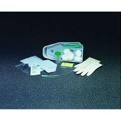 Bard Bi-Level Intermittent Catheter Tray - 14Fr Plastic Catheter, No Balloon