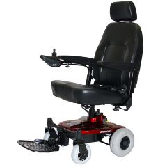 Shoprider Jimmie Portable Electric Power Wheelchair
