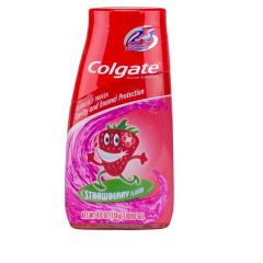 ScripHessco Colgate Kids 2 In 1 Strawberry Toothpaste