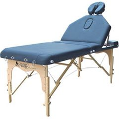 Fabrication Massage Table With Adjustable Back, 30 X 73""