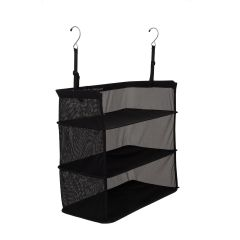 Deluxe Comfort Luggage Travel Shelves