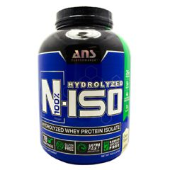 N-ISO ANS Performance N-ISO 100% Hydrolyzed Whey Protein Isolate - Vanilla