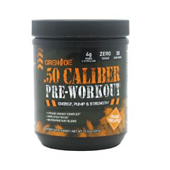 Grenade USA .50 Caliber Pre-Workout - Orange Pineapple