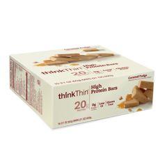 Think Products Think Thin High Protein Bar - Caramel Fudge
