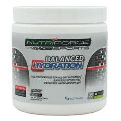 Nutriforce Sports Balanced Hydration - Citrus