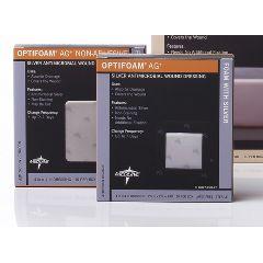 Medline Optifoam Antimicrobial Adhesive Dressings