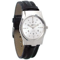 Reizen Mens Braille Watch