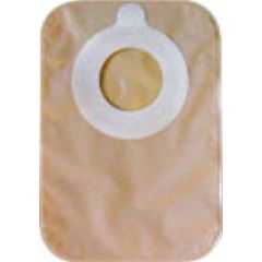 MicroSkin Two-Piece Closed-End Colostomy Bag