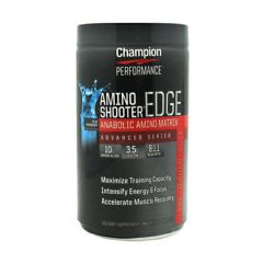 Champion Nutrition Amino Shooter Edge - Blue Raspberry