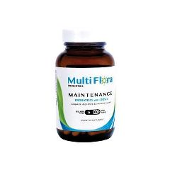 Multiflora Probiotics Multi Flora Daily Maintenance Probiotic Supplement