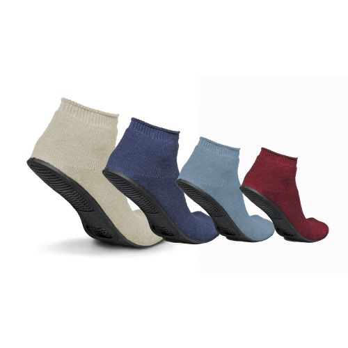 Sure-Grip Terrycloth Slippers
