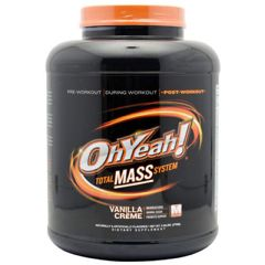 Oh Yeah! ISS OhYeah! Total Mass System - Vanilla Creme