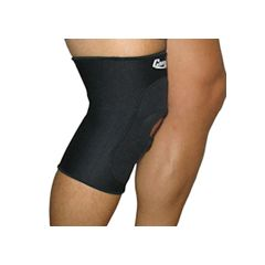 Captain Sports Padded Knee Sleeve with Patella Stabilizer