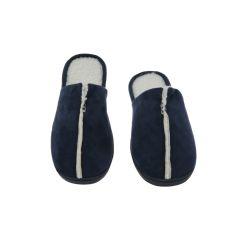 Deluxe Comfort Men's Suede Memory Foam Fleece Slipper
