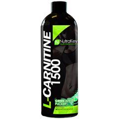 Nutrakey L-Carnitine 1500 - Green Apple