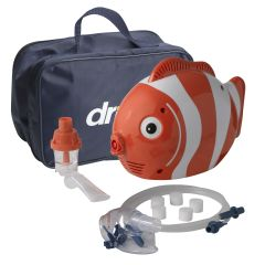 Drive Pediatric Fish Compressor Nebulizer