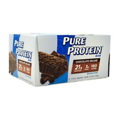 PURE PROTEIN Pure Protein Bar - Chocolate Deluxe