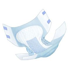 Wings Quilted Overnight Adult Brief - Max Absorbency