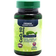 Betancourt Essentials CoQ-10 ,90 Capsules, Coenzyme