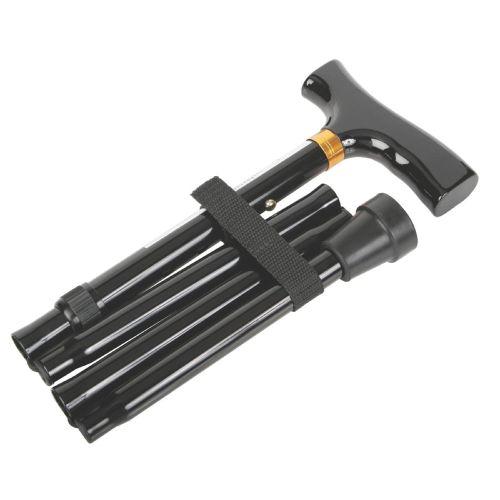 Medline Folding T-Handle Canes Model 762 574494 02
