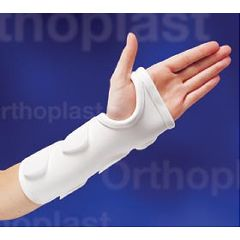 "AliMed Orthoplast II Splinting Material, Nonbond, 1/8"" x 24"" x 36"", Perforated"
