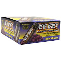 New Whey Nutrition New Whey Liquid Protein - Acai Berry