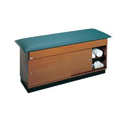 Hausmann Quality Line Treatment Table With Cabinet