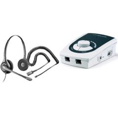 Serene Innovations Inc Serene Innovations UA-50 Business Phone Amplifier with H261N Headset