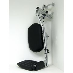 New Solutions Invacare Style Tool-Free Adjustable Legrest