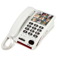 Serene Innovations HD-40P Amplified Photo Phone