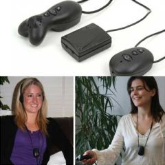 Conversor Limited Conversor Pro Plus Personal FM Assistive Listening Device with TV Amplifier