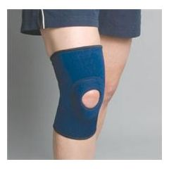 AliMed Neoprene Knee Support - Open Patella Knee Brace