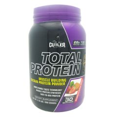 Cutler Nutrition Total Protein - Strawberry Graham Cracker