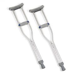 Invacare Quick-Adjust Crutches - Junior